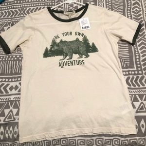 Be Your Own Adventure Tee - Urban Outfitters
